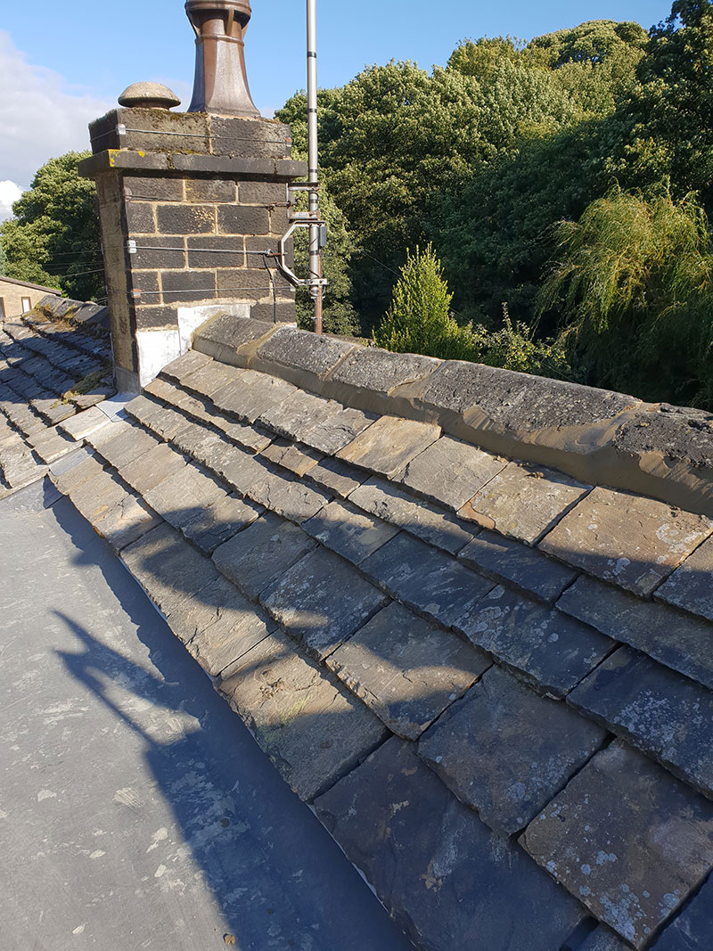 Domestic roofing services in South Yorkshire - using the finest materials.